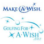 make-a-wish logo golf event 2012